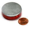 AlNiCo Pot 38mm dia. Countersunk 13kg Holding Force