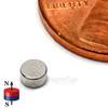 Neodymium Disk - 4mm x 2mm