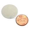 Round Disc Steel Strikers  -  25mm x 1mm 10 Pcs