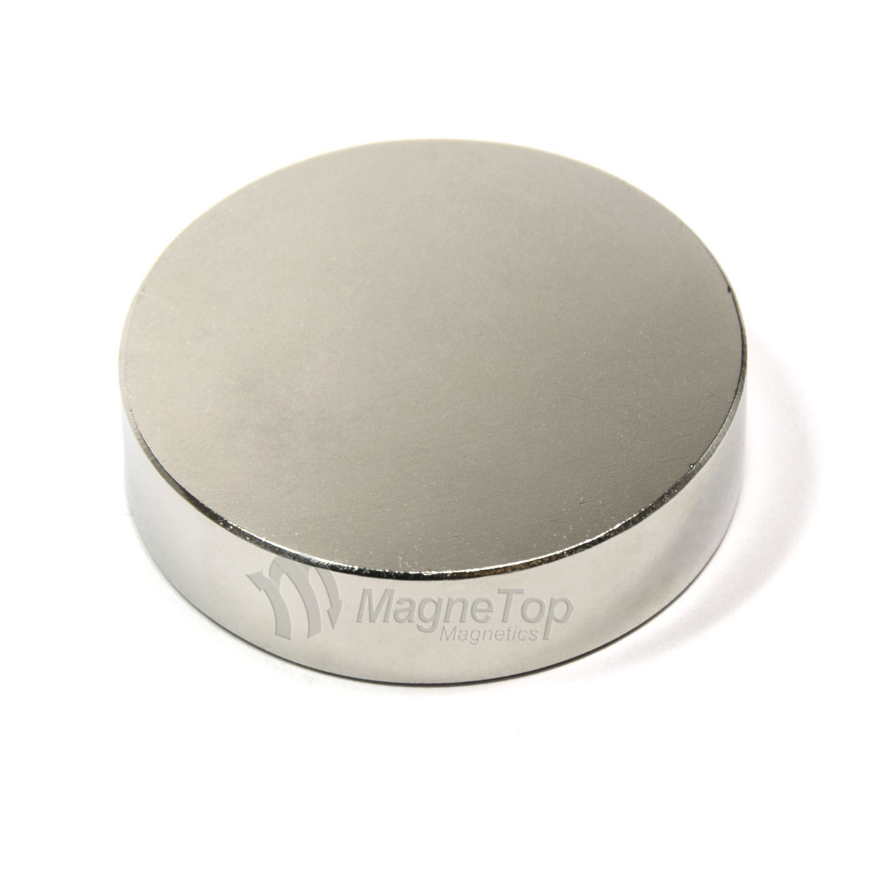 Neodymium Disk  -  50.8mm x 12.7mm - N42