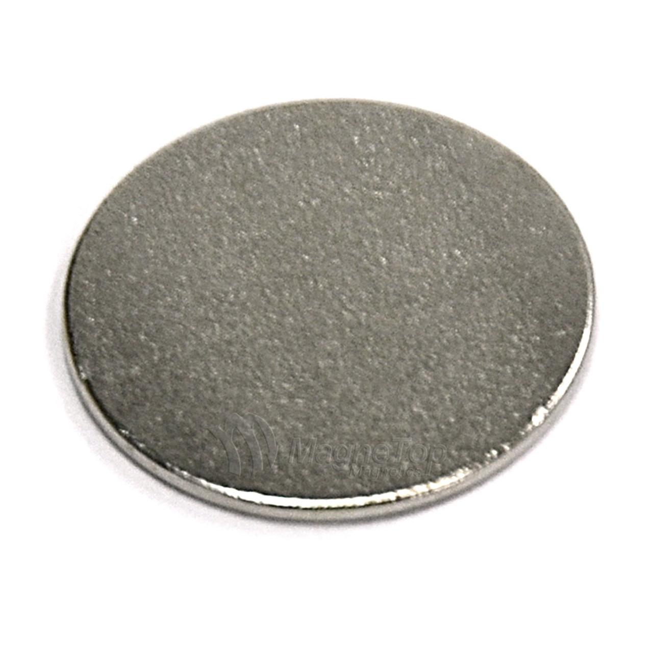 Neodymium Disk  -  15mm x 1mm - N35