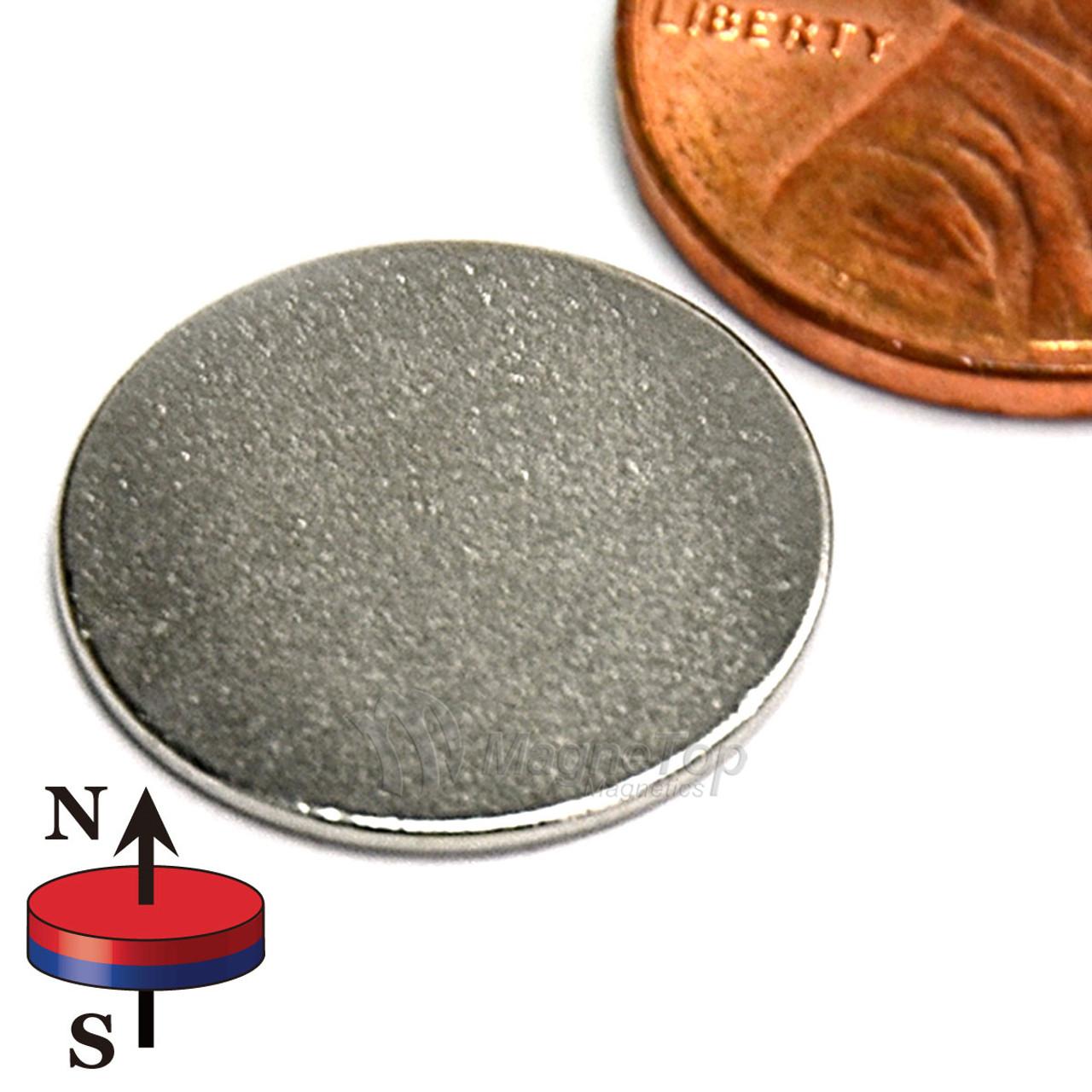 Neodymium Disk - 15mm x 1mm