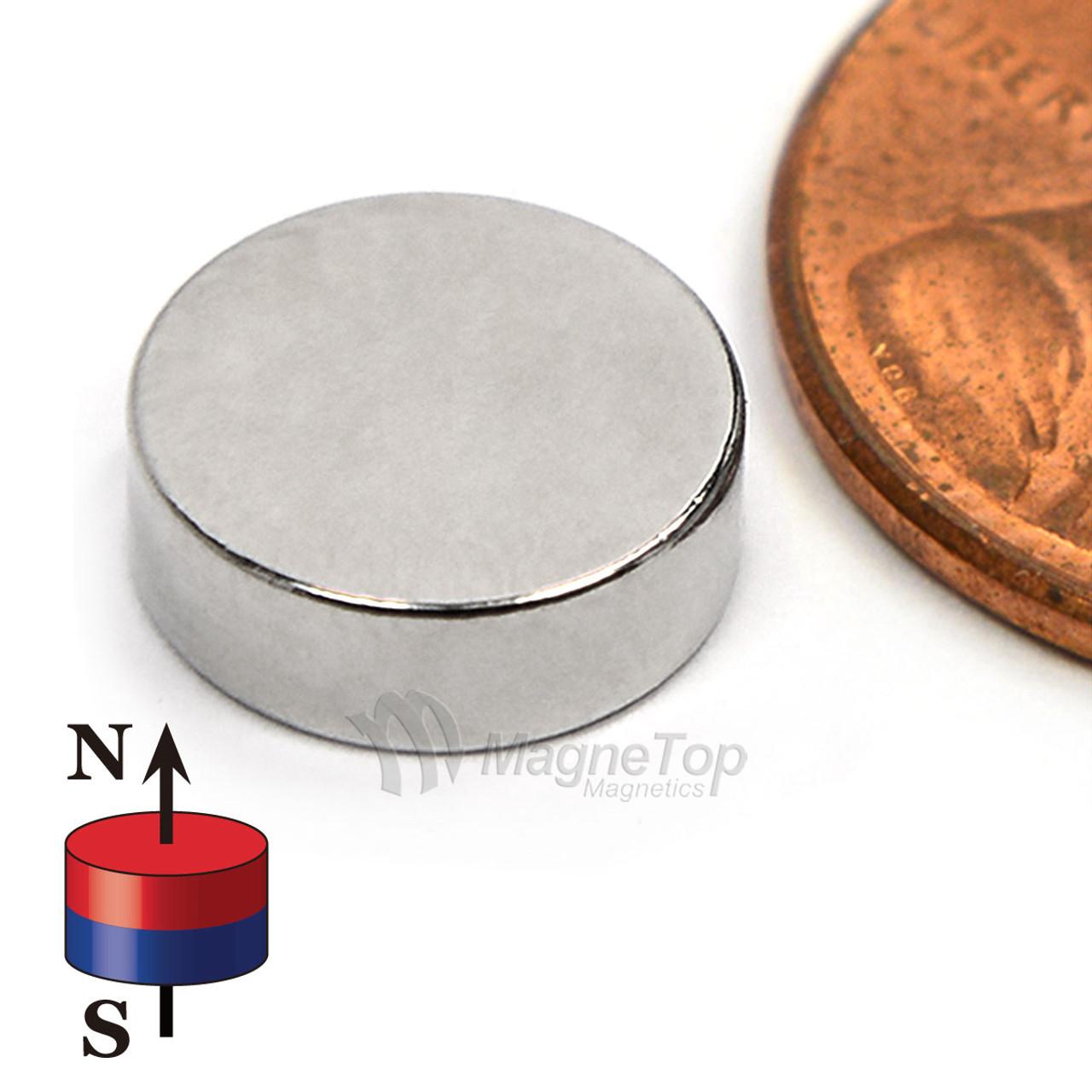 Neodymium Disk - 10mm x 3mm - N45