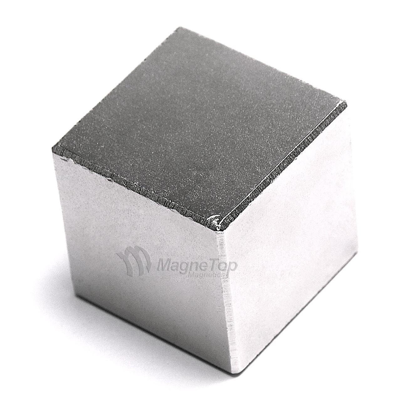 Neodymium Cube  -  25mm x 25mm x 25mm - N52