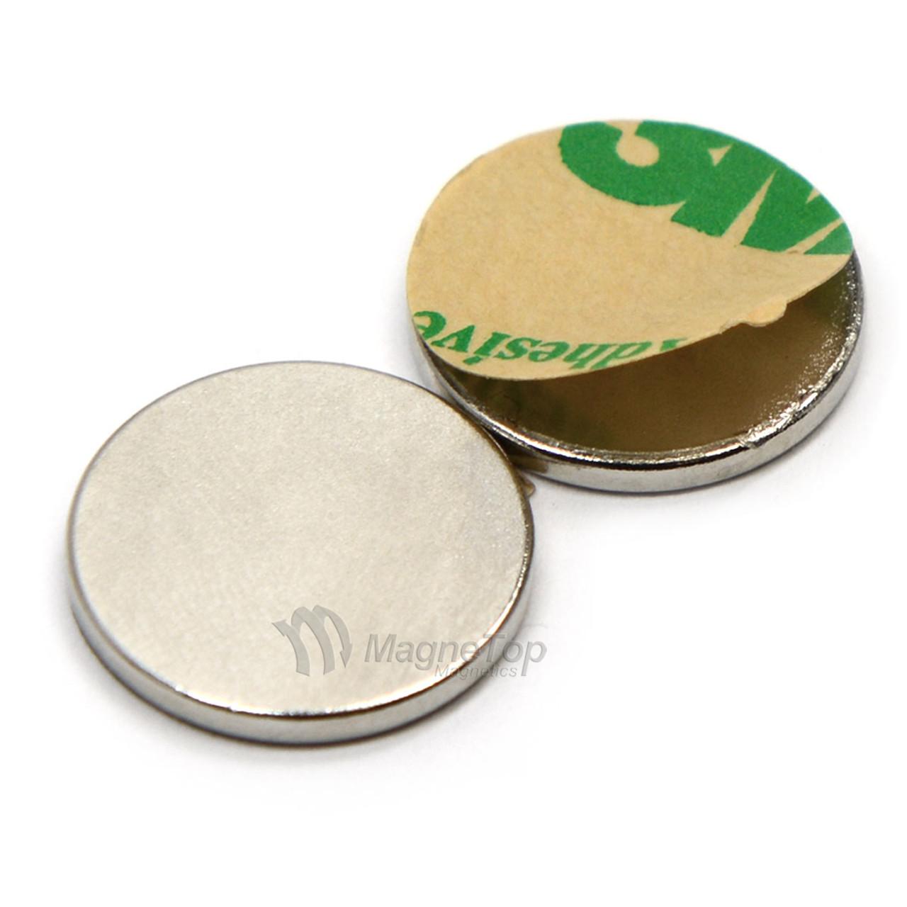Neodymium Adhesive -  15mm x 1.5mm - N45