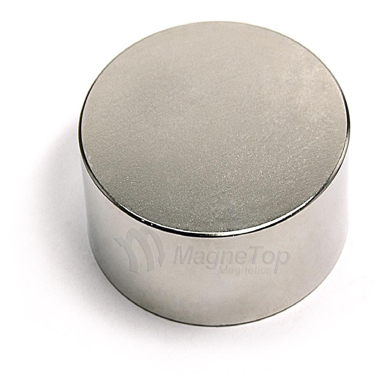 Neodymium Disk  -  50mm x 30mm - N42
