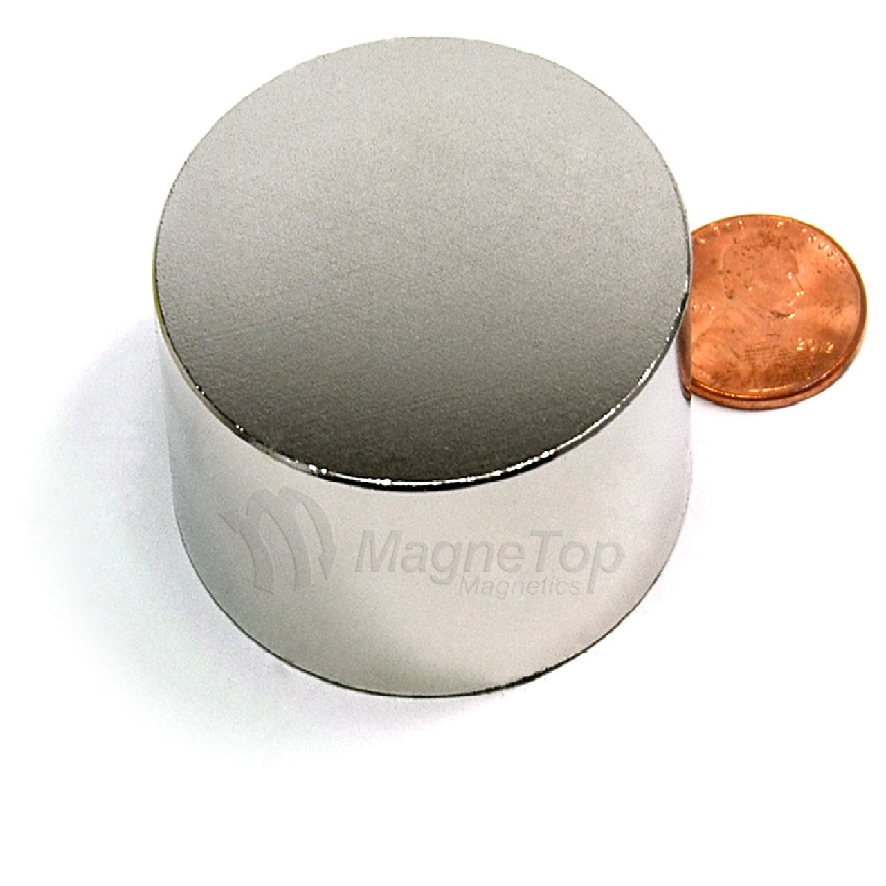 Neodymium Disk  -  45mm x 30mm - N42