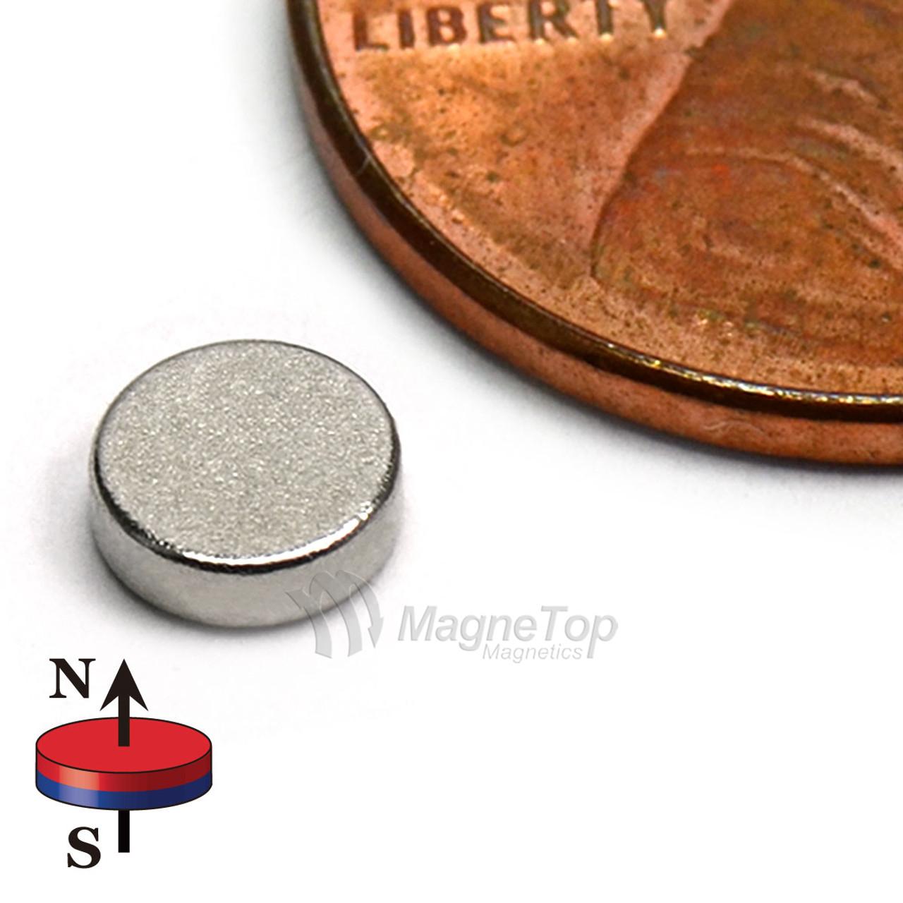 Neodymium Disk - 5mm x 2mm