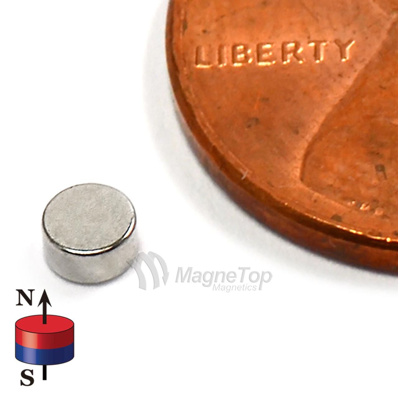 Neodymium Disk - 3mm x 1.5mm