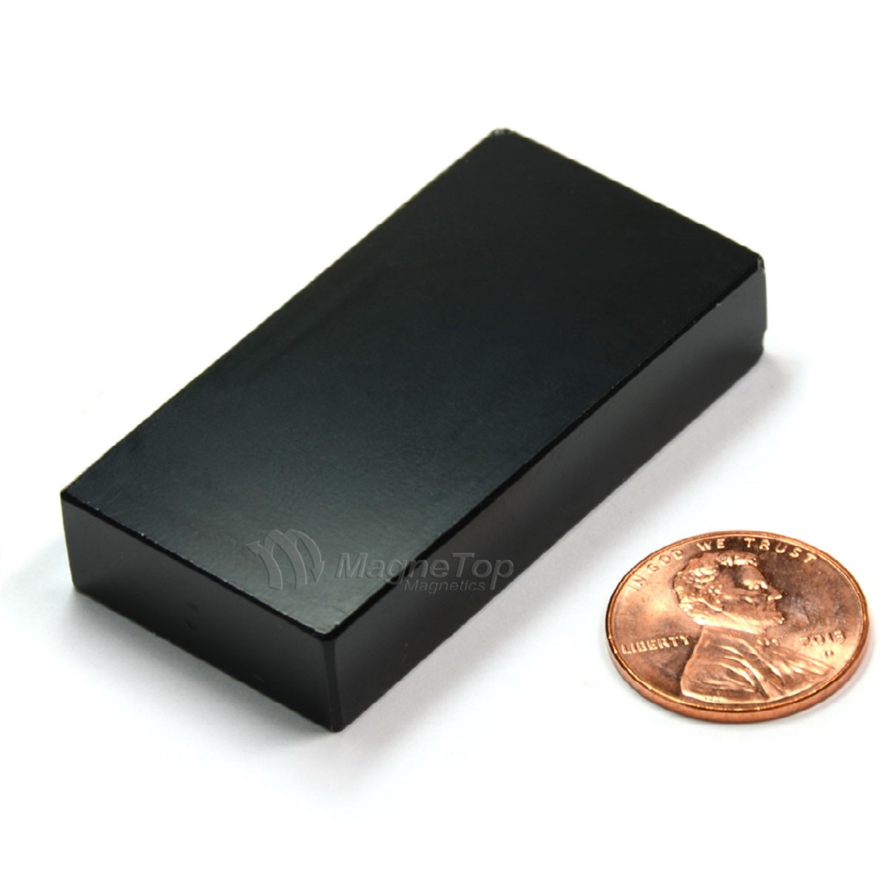 Neodymium Block - 50mm x 25mm x 10mm