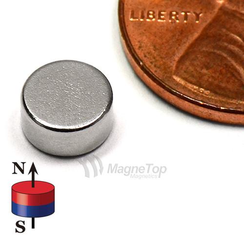 Neodymium Disk - 6mm x 3mm