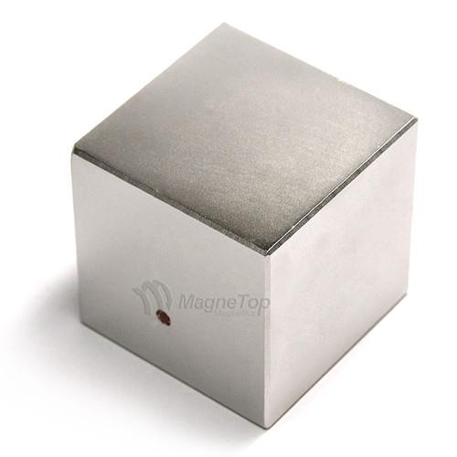 Neodymium Cube  -  50mm x 50mm x 50mm - N50