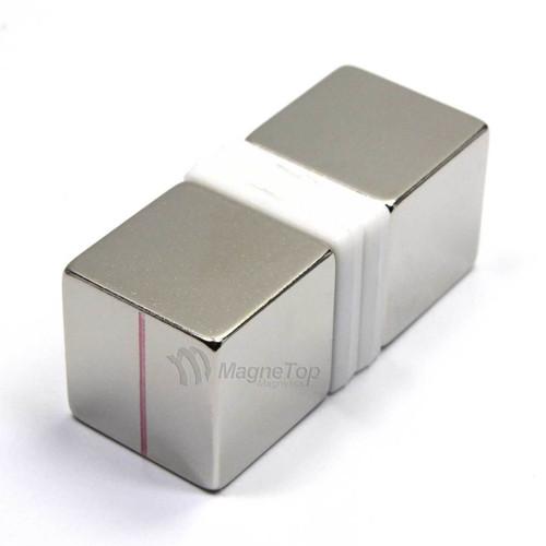 Neodymium Cube  -  23mm x 23mm x 23mm - N52