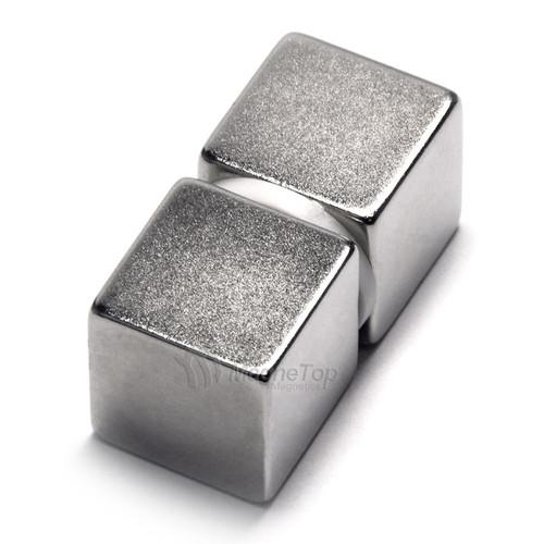 Neodymium Cube  -  20mm x 20mm x 20mm - N50