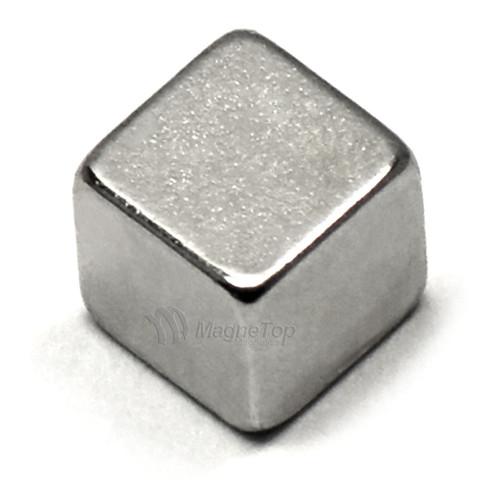 Neodymium Cube  -  5mm x 5mm x 5mm - N42