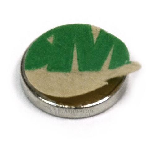 Neodymium Adhesive -  10mm x 1.5mm - N45