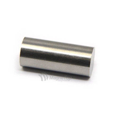 AlNiCo Disc  -  10mm x 20mm - Grade5