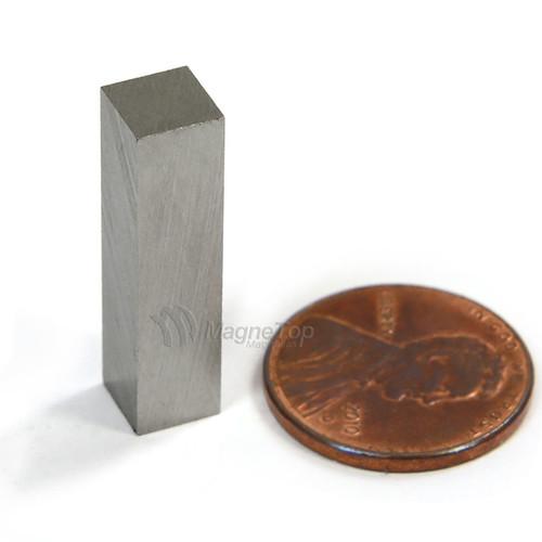 AlNiCo Block  -  25mm x 6mm x 6mm - Grade5
