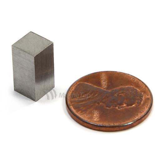 AlNiCo Block  -  12mm x 6mm x 6mm - Grade5