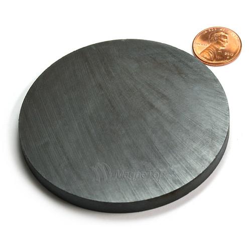 Ferrite Disc - 75mm x 6mm - Y30BH