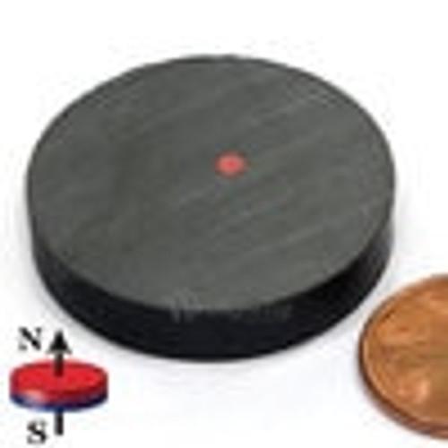 Ferrite Disc - 32mm x 6mm - Y30BH