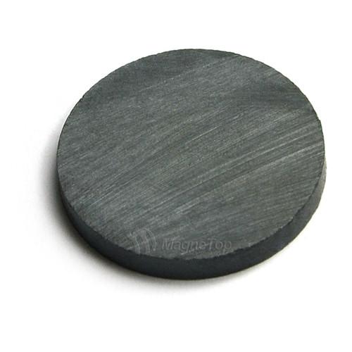 Ferrite Disc - 25mm x 3mm - Y30BH