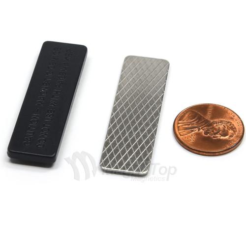 Name Tag Badge Magnet  Set of 10 /w Adhesive 2MG4
