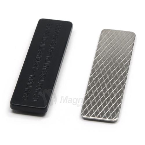 Name Tag Badge Magnet  Set of 1 /w Adhesive 2MG4