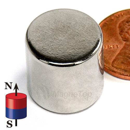 Neodymium Disk - 15mm x 15mm
