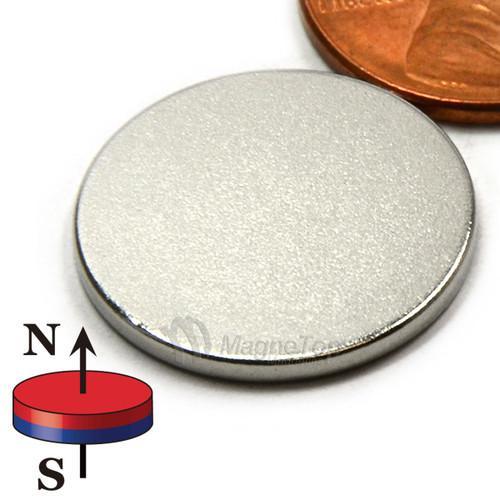 Neodymium Disk - 20mm x 2mm