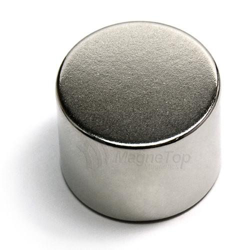 Neodymium Disk  -  25mm x 20mm - N42