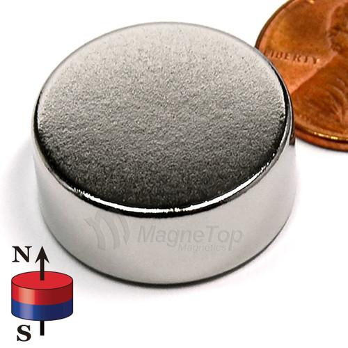 Neodymium Disk - 25mm x 10mm