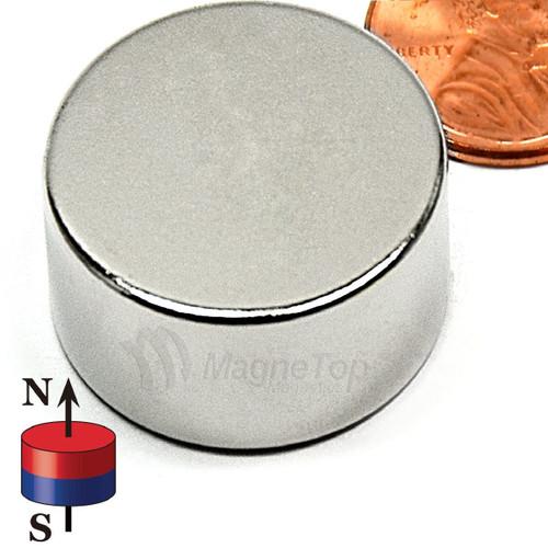 Neodymium Disk - 25mm x 15mm