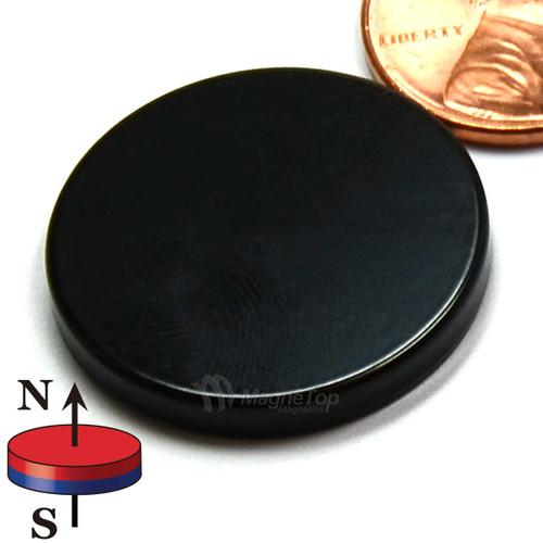 Neodymium Disk - 25mm x 3mm Epoxy Coating
