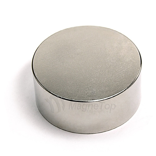 Neodymium Disk  -  50mm x 20mm - N38