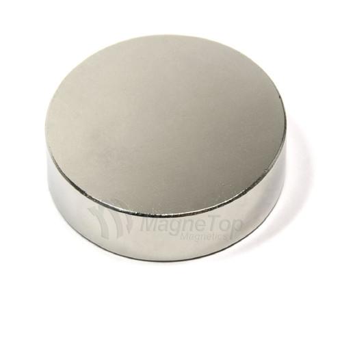 Neodymium Disk  -  50mm x 15mm - N45