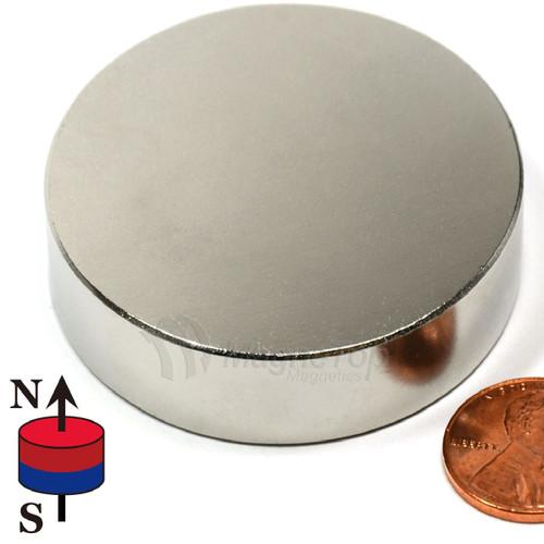 Neodymium Disk - 50mm x 15mm