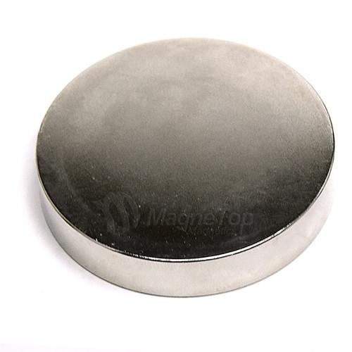 Neodymium Disk  -  50mm x 10mm - N45