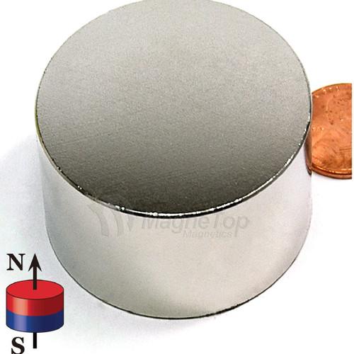 Neodymium Disk - 45mm x 30mm