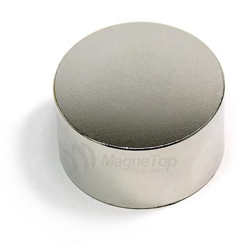 Neodymium Disk  -  45mm x 25mm - N38
