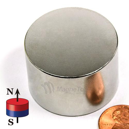 Neodymium Disk - 40mm x 25mm