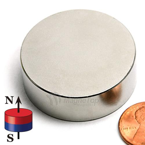 Neodymium Disk - 40mm x 10mm