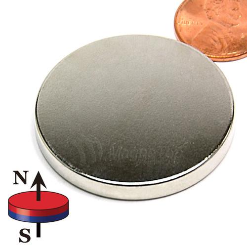 Neodymium Disk - 40mm x 5mm