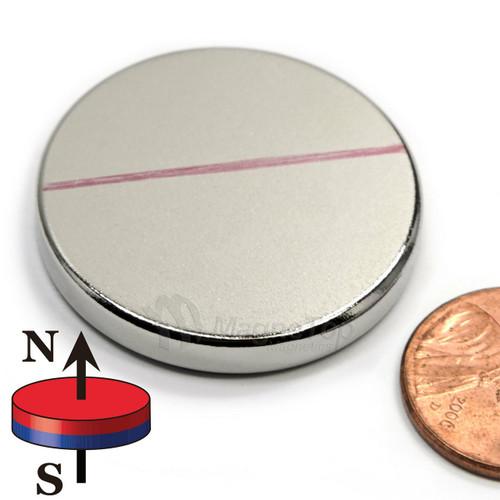 Neodymium Disk - 35mm x 5mm