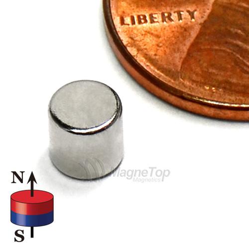 Neodymium Disk - 5mm x 5mm
