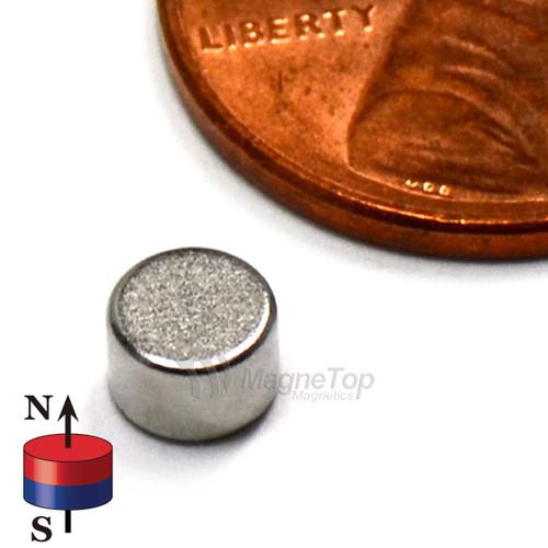Neodymium Disk - 5mm x 3mm