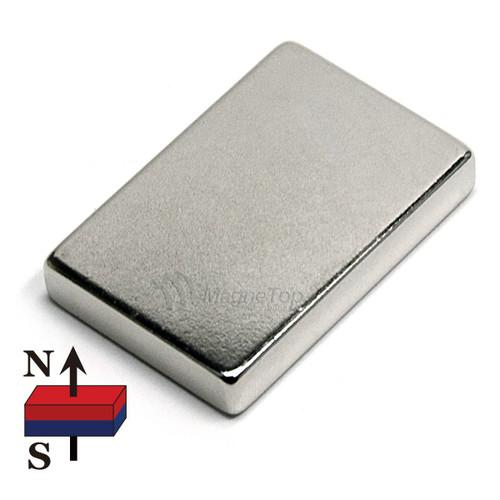 Neodymium Block - 60mm x 40mm x 10mm