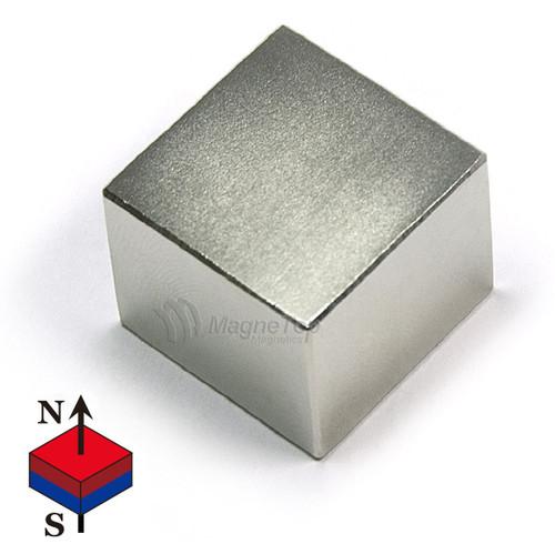 Neodymium Block - 50mm x 50mm x 40mm