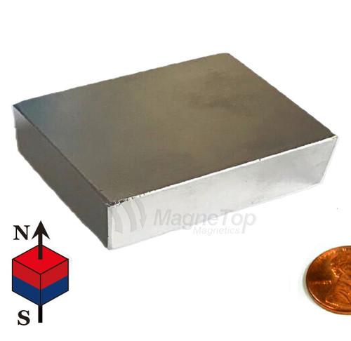 Neodymium Block - 50mm x 40mm x 10mm