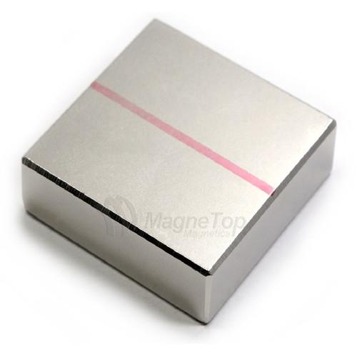 Neodymium Block  -  35mm x 35mm x 10mm - N38